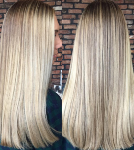 thin highlights