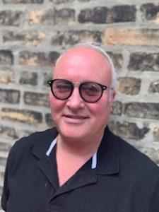 Wicker Park stylist Michael Mullen